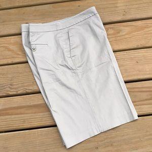 Talbots Shorts - Talbots Plus Size Khaki Bermuda Shorts | Size 18